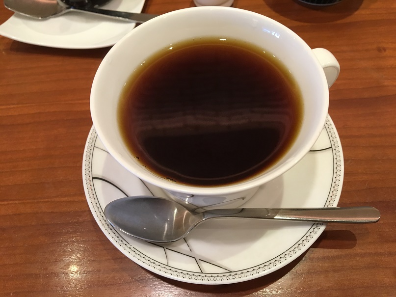 ロクメイコーヒーのブラジル産コーヒー