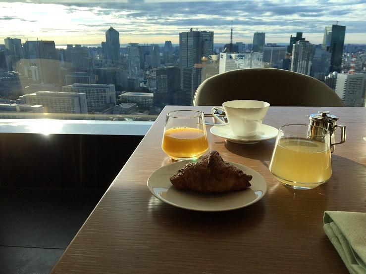 朝食レストラン