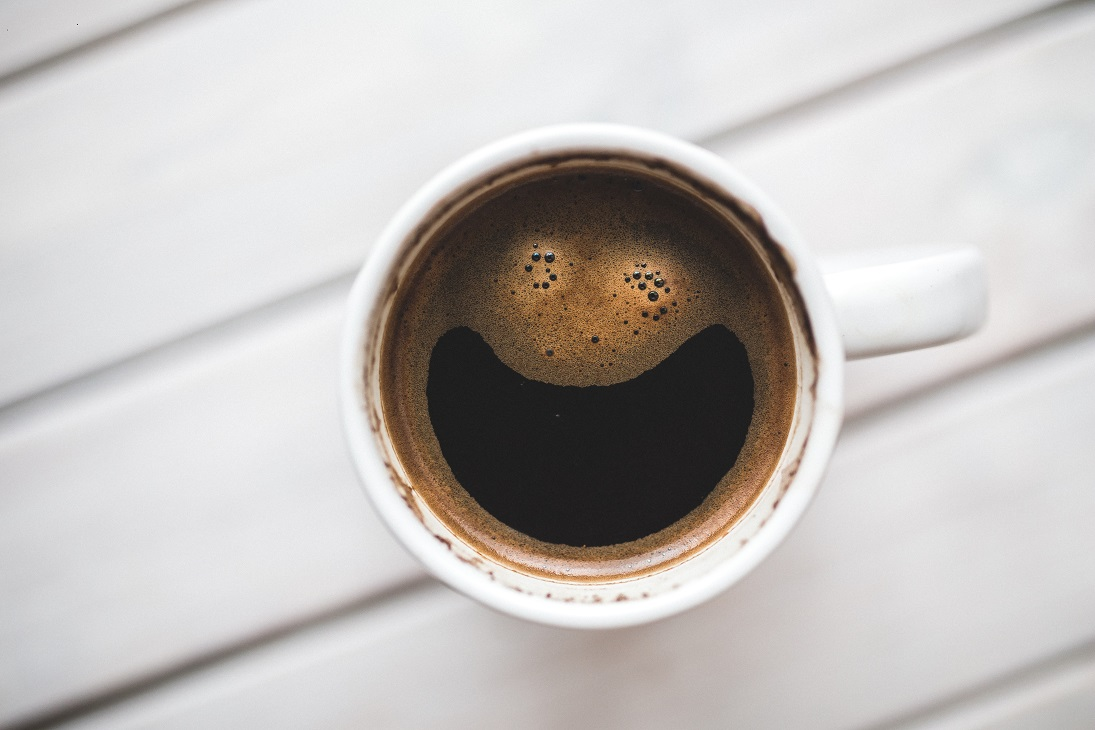 朝活のためのコーヒー