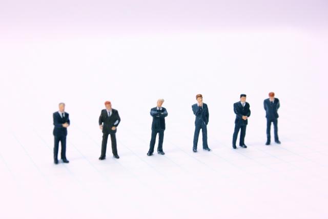 部下を育てる上司たち